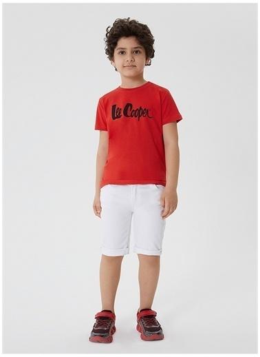 Lee Cooper Lee Cooper T-Shirt Kırmızı